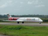 В Нигерии разбился самолет со 153 пассажирами