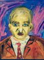 Фотофакт: Евгения Васильева написала под арестом портрет Лукашенко