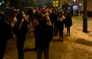 Во Фрунзенском районе проходит массовый марш