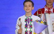 Украинец победил в детском конкурсе на «Славянском базаре» в Витебске