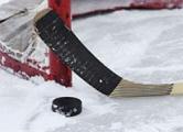 Матч чемпионата Беларуси по хоккею сорван из-за пожара