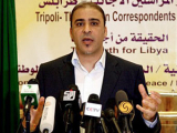 Ливийские СМИ объявили о поимке официального представителя Каддафи