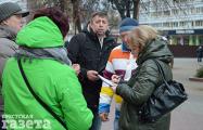 Подписи против строительства завода под Брестом передали в администрацию Лукашенко