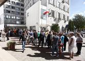 Польша начала выдавать белорусам визы на два года
