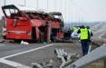 В Польше в ДТП попал автобус с украинцами: есть погибшие и раненые