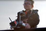 Реклама Volvo с управляющей грузовиком 4-летней девочкой стала хитом YouTube