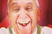 Папа Римский опубликовал первое селфи в Instagram