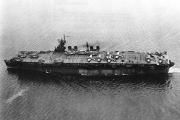 У побережья США нашли радиоактивный авианосец Второй мировой