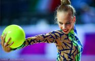 Белорусская гимнастка завоевала три медали на международном турнире в Словении