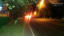В центре Мариуполя слышны выстрелы, над городом дым
