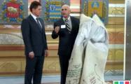 Лукашенко в Дагестане сделали «почетным узденем»