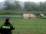 В Словении приостановили полеты на воздушных шарах