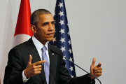 Обама указал Москве на проблемы с ведением военной операции вблизи границ Турции