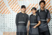 Новая форма сотрудников «Макдоналдса» напомнила пользователям о «Звезде смерти»