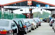 Украинцы ездят в Польшу в два раза чаще, чем в Россию
