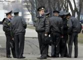 Силовики отслеживают акции  в День Воли в Гомеле