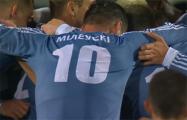 Видеофакт: забит первый гол белорусского футбольного сезона