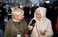 Уроженка России: В Беларуси не должно быть российских войск
