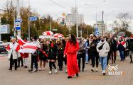 Как прошли Женский марш и Марш молодости