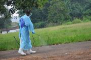 Число погибших от лихорадки Эбола превысило тысячу человек