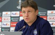 Алексей Бага не возглавит литовскую «Судуву»
