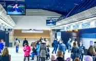 Минский метрополитен подсчитал пассажиров за прошлый год
