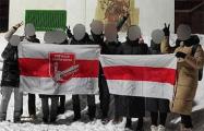Партизаны минской Степянки вышли на улицы