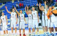 Восточно-Европейская лига: Баскетболистки «Цмокі-Мінск» разгромили турецкий «Самсун»