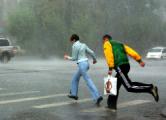 На Беларусь идет мощный циклон «Кристофер»