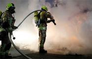 В Иране произошли мощные взрывы и пожар на химическом заводе