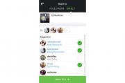 Instagram представил фотомессенджер