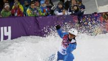 Кушнир стал олимпийским чемпионом Сочи