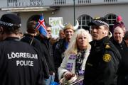 Исландская полиция впервые застрелила преступника