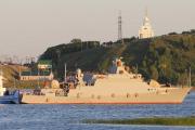 ВМФ России вооружится девятью кораблями проекта «Буян-М»