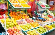 С улиц Минска исчезнут палатки с овощами и фруктами