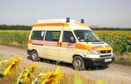 Подаренный белорусами реанимобиль спас украинского бойца