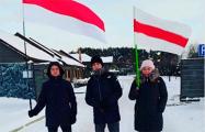 В Куропатах задержали Дмитрия Дашкевича