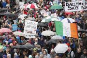 Ирландцы оказались не готовы платить за водопроводную воду