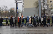 Ангарская, Автозаводская и Грушевка маршируют