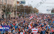 Видеофакт: Атмосфера на минском Марше 97%