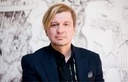 Лявон Вольский спел на акции солидарности на Пушкинской