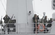 Российский корабль нарушил границы Швеции