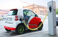 В Беларуси ввели тариф на электроэнергию для зарядки автомобилей