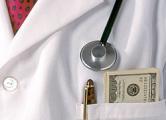 Завотделением могилевской больницы задержали за взятку