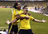 Сборная Колумбии стартовала на ЧМ с победы над греками