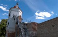 В башне Гольшанского замка открыли музей