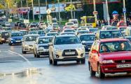 Минчане накануне длинных выходных массово уезжают из города