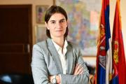 Сербский премьер заявила о неверном толковании ее слов о ЕС и России