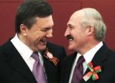 Янукович обсудит присоединение Украины к ТС c Лукашенко