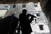 Потери сирийских повстанцев от междоусобицы превысили тысячу человек
